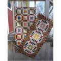 Star Gazing Table Runner Quilt Pattern