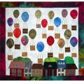 HOT-AIR BALLOONS ADVENT CALENDAR QUILT PATTERN