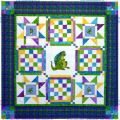 My Dinosaur Quilt