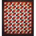 X Marks the Box Quilt Pattern