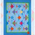 Rush Hour Traffic, Beach Style Quilt Pattern