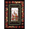 Oriental Elegance Quilt Pattern