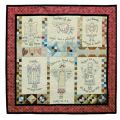 ANGELS AMONG US - STITCHERY - Complete Set