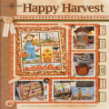 Happy Harvest Quilt Pattern Book