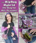 The HipBag Hybrid Bag Quilt Pattern