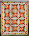 Jelly Roll Jumble Quilt Pattern