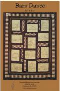 Barn Dance I Embroidery Pattern