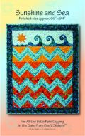 Sunshine and Sea Quilt Pattern