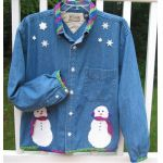 RECYCLED SNOWMAN JACKET