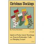 CHRISTMAS STOCKINGS QUILT PATTERN