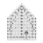 Creative Grid House Ruler