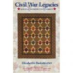 Elizabeth's Baskets Civil War Legacies Quilt Pattern