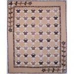 Little Brown Baskets Vintage Collection Quilt Pattern