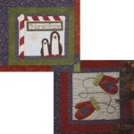 SUGARPLUM SERIES - PENGUINS & MITTENS