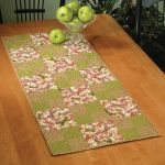 Hopscotch Table Runner Quick Card Pattern