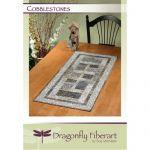 Cobblestones Table Runner Quilt Pattern Card