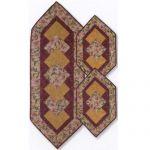 Cornerstone Table Runner Quilt Pattern