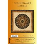 COLOURWASH DAHLIA QUILT PATTERN