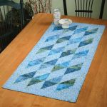 Bayside Table Runner Quick Card Pattern