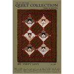 Puppy Love Quilt Pattern