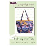 The Newporter Tote Pattern