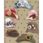 FAVORITE FLORAL HATS