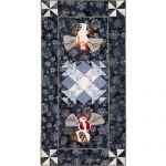 ANGELIC IMPRESSIONS QUILT PATTERN