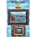 AT THE LAKE NEEDLE PUNCH PATTERN*