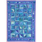 SYNCOPATED RIBBONS QUILT PATTERN