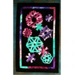 SNOWFLAKE SIZZLE QUILT PATTERN*