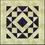 Chicken Dance Table Runners Quilt Pattern
