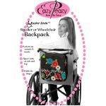Eazier Livin' Stroller or Wheelchair Backpack Pattern