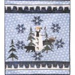 WOODLAND WINTER QUILT PATTERN*
