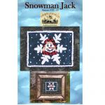 SNOWMAN JACK NEEDLE PUNCH PATTERN*