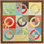 CHERRIES JUBLIEE QUILT PATTERN