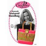 A Heavenly Textured Handbag Pattern