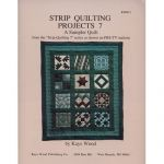 STRIP QUILTING PROJECTS 7 QUILT PATTERN BOOK*