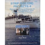 STRIP QUILTING PROJECTS 4 QUILT PATTERN BOOK*