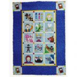 ONCE UPON  A FAIRY TALE QUILT QUILT PATTERN