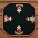 Elf Candle Mat Pattern