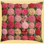 Ruched Blossom Pillows Pattern