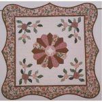 Dresden Diadem Wall Quilt Pattern