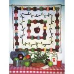 Apple Blossom Time Wall Quilt Pattern