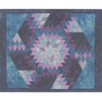 SPINNING DIAMONDS QUILT PATTERN*