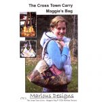 CROSS TOWN CARRY - MAGGIE'S BAG PATTERN