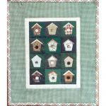 BIRD HOUSE PATTERN*