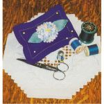 Heirloom Needle And Pin Cushion Quilt Pattern