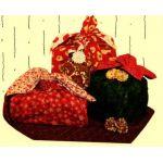 Wrap -n- Tote Heirloom Gift Wrap Pattern