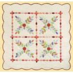 Spring Symphony Wall Quilt & Pillow Pattern