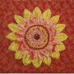 Sunburst Pillow Quilt Pattern